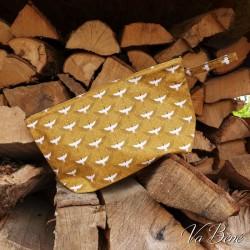 Trousse Oiseaux Moutarde